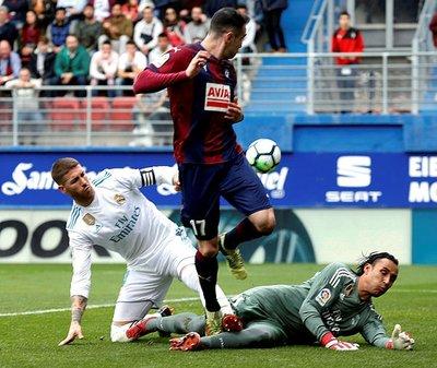 Zidanedan gündem yaratan Ramos açıklaması