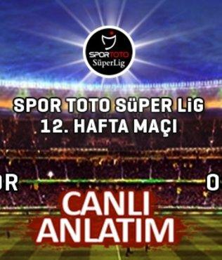 16.30 | Trabzonspor - Osmanlıspor