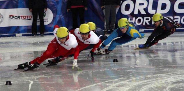 Buz pateninde olimpiyat mesaisi