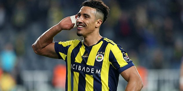 Fenerbahçe'nin Faslı futbolcusu Dirar'dan Galatasaray'a küfür