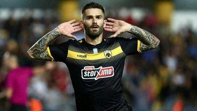 Süper Lig devleri transferde karşı karşıya! Beşiktaş, Galatasaray ve Trabzonspor Marko Livaja'nın peşinde
