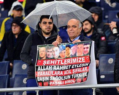 Kadıköy'de Afrin şehitleri unutulmadı!