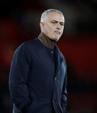 """Mourinho'dan """"değiştim"""" mesajı"""