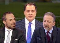 Spor otoriteleri Fenerbahçe - Galatasaray ve Trabzonspor - Beşiktaş maçlarını değerlendirdi