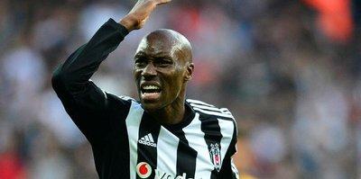 Atiba Beşiktaş kariyerinde bir ilki yaşadı