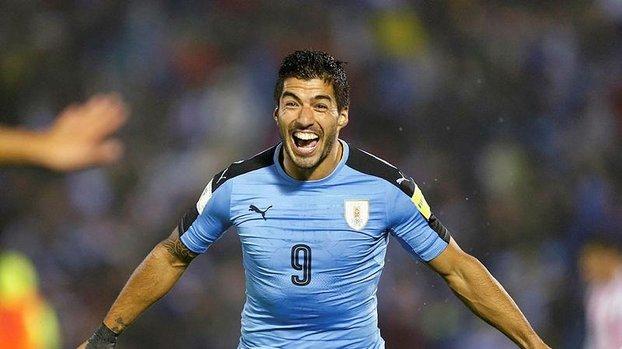 Beşiktaş'ın yeni golcüsü Luis Suarez'den! #