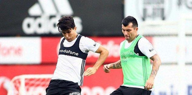 Beşiktaş teknik direktörü Şenol Güneş kararını verdi! Medel ve Necip stopere...