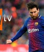 Messi ATV izliyor!