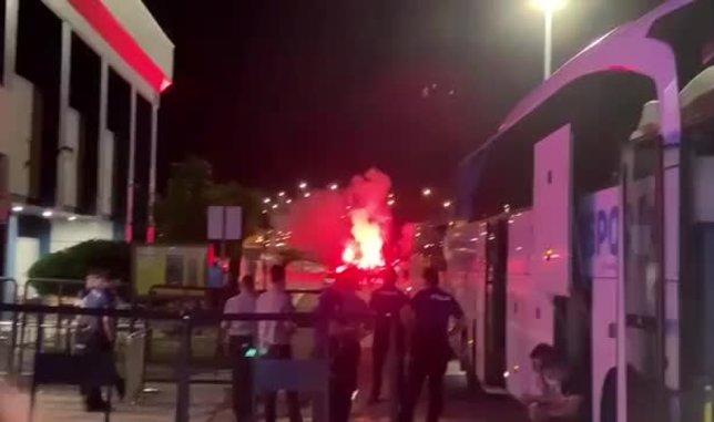 1592895553176 - Trabzonspor'a coşkulu karşılama! İşte Ahmet Ağaoğlu'nun alkol testi sonucu