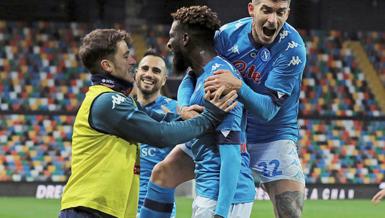 Udinese 1-2 Napoli | MAÇ SONUCU