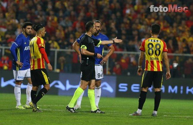 Olay yaratan penaltı ihlali raporu! Şok gerçek ortaya çıktı