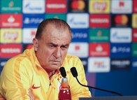 Fatih Terim'den son dakika değişikliği! İşte Galatasaray'ın Paris Saint Germain 11'i
