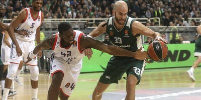 Panathinaikos defeats Anadolu Efes in Euroleague
