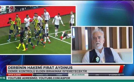 """""""Fırat Aydınus Beşiktaş için şanssızlık olmuş"""""""