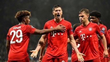 Bayern Münih 5-2 Eintracht Frankfurt   MAÇ SONUCU - ÖZETİ İZLE