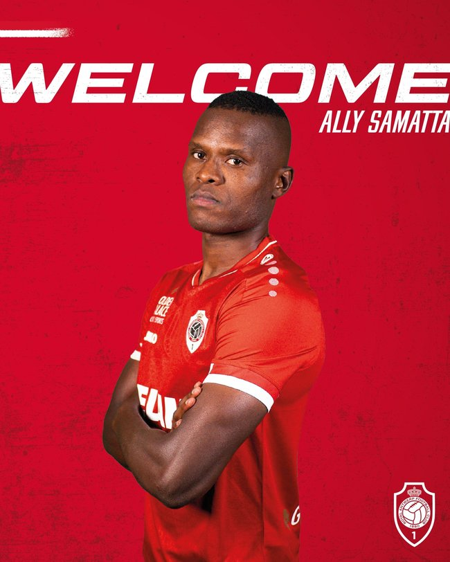 Fenerbahçeli Samatta resmen Antwerp'e transfer oldu!
