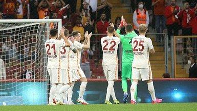 Galatasaray geri döndü ama...