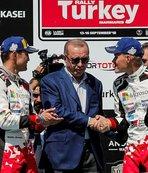 Türkiye Rallisi'nde zafer Ott Tanak'ın