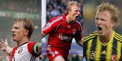 Feyenoord'dan Kuyt'a veda maçı!