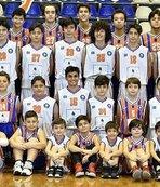 Balıkesir Basket U16 Takımı Bölge Şampiyonası'nda