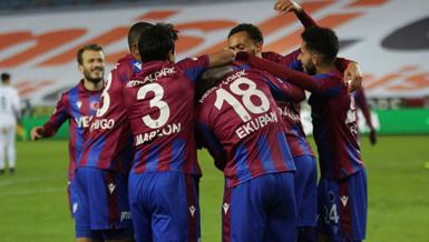 Trabzon'da buruk sevinç