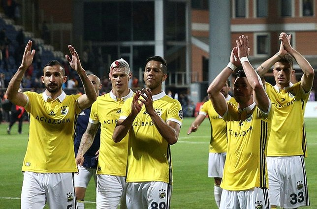 Fenerbahçe tabuları yıktı