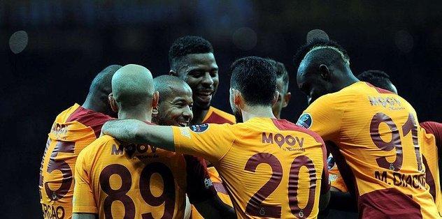 Galatasaray'ın final yolculuğu