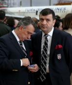Beşiktaşlı yönetici transfer listesindeki yıldızı böyle duyurdu!