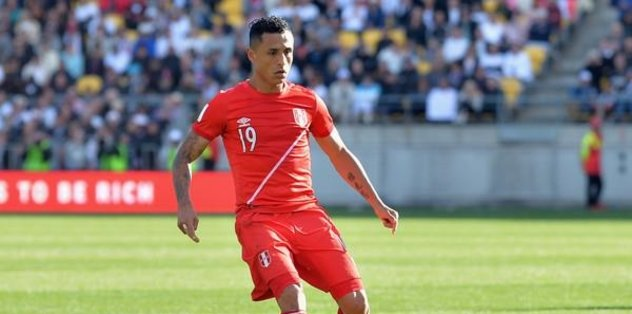 Beşiktaş 'tan Perulu Yotun'a yakın takip