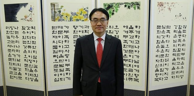 S. Korean counsellor: 2018 Olympics, an event of peace
