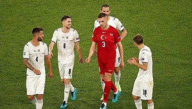 Türkiye-İtalya maçı İtalyan basınında geniş yer buldu