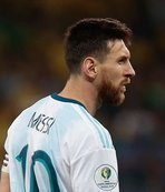 Messi once again unable to quench int'l trophy thirst