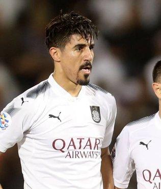 Beşiktaş'a sürpriz golcü transferi iddiası: Balotelli derken Baghdad Bounedjah!