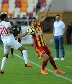 Evkur Yeni Malatyaspor'un vazgeçilmezi Boutaib