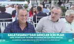 Galatasaray'dan gençler için plan