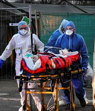 Entübasyon nedir? Entübe hasta nedir? Son dakika corona virüsü haberleri...