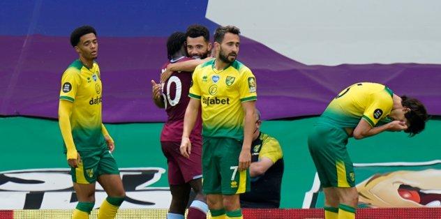 Norwich City 0-4 West Ham United | MAÇ SONUCU - Futbol -
