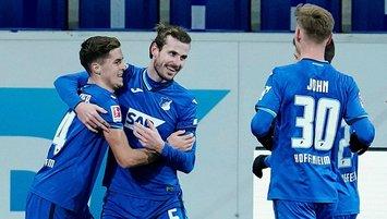 Hoffenheim 3 puanı 3 golle aldı!