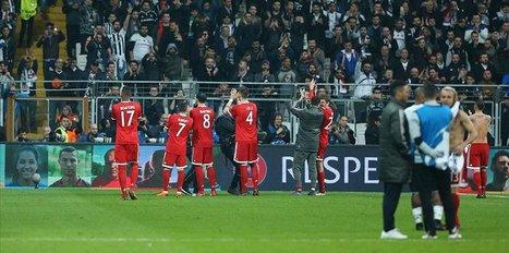 B. Munich knocks Besiktas out of CL