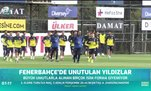 Fenerbahçe'de unutulan yıldızlar