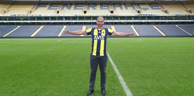 Alex İstanbul'a geldi