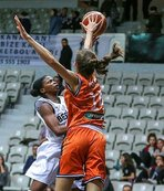 Çukurova Basketbol Beşiktaş'ı mağlup etti