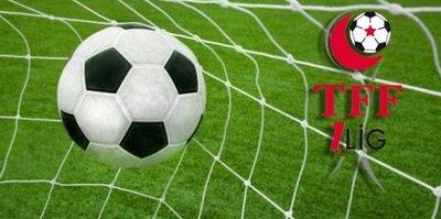 TFF 1. Lig'de şov zamanı