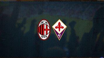 Milan - Fiorentina maçı saat kaçta ve hangi kanalda?