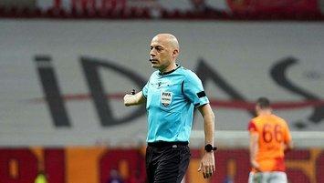 Galatasaray Beşiktaş derbisine damga vurmuştu! Cüneyt Çakır bakın hangi takımlı