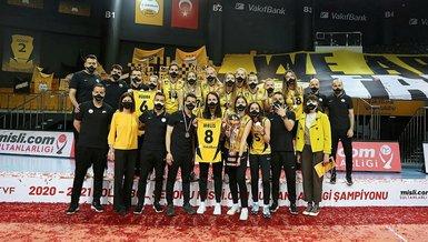 VakıfBanklı voleybolculardan şampiyonluk açıklaması!