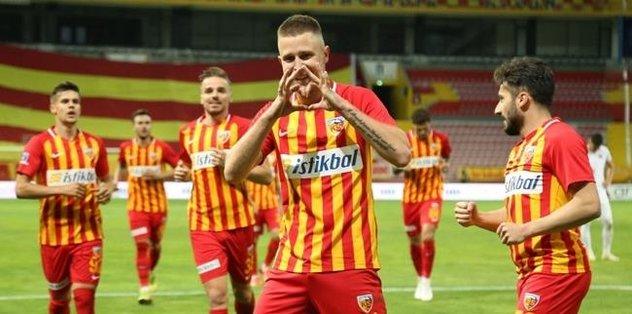 Kayserispor'da corona virüsü sonuçları belli oldu! - Futbol -