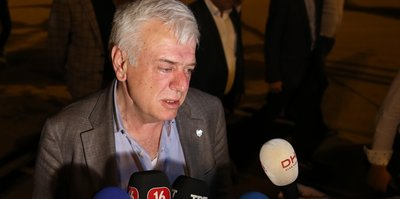 Bursaspor Başkanı Ay'dan taraftara mesaj!