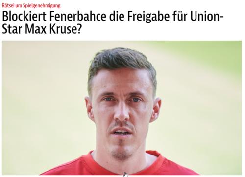 max krusenin basi dertte fenerbahce izin vermezse 1598262239463 - Max Kruse'nin başı dertte! Fenerbahçe izin vermezse...