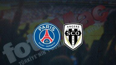 PSG - Angers maçı ne zaman? PSG maçı saat kaçta ve hangi kanalda CANLI yayınlanacak?   Fransa Ligue 1